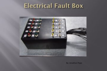 Organizing Electrical Faults for Lab Sheets