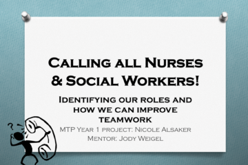 Interdisciplinary Views on Social Workers and Nurses' Roles in Patient Care