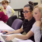 Interior Design Students on Accelerated Pathway to Success